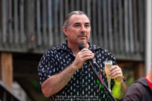 2018 Black Walnut Fire and Wine Festival - Lance Castle