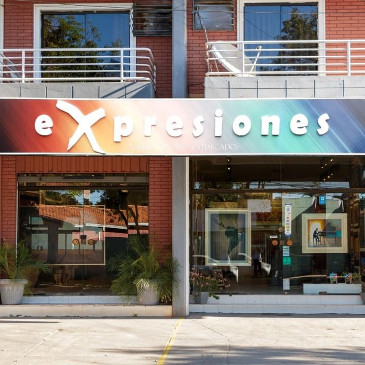 Expresiones - Galería de arte