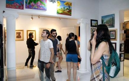 Noche de Galerías, declarada de Interés Nacional.