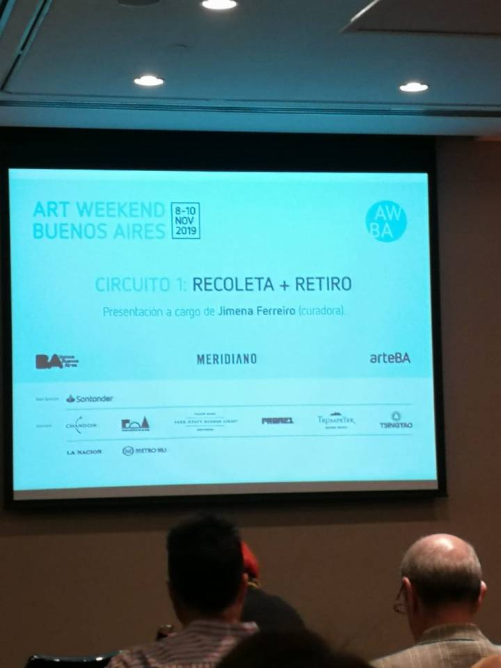 Art Weekend Buenos Aires