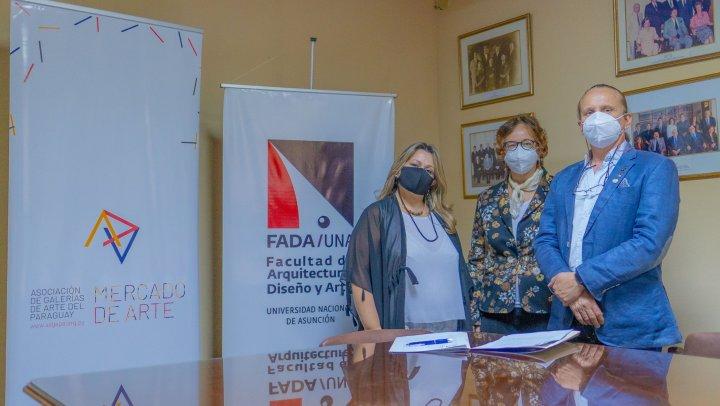 ASGAPA y FADA UNA suscriben convenio de cooperación