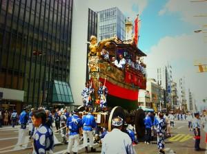 Membahas: Gion Matsuri, Acara Terbesar Musim Panas di Kyoto