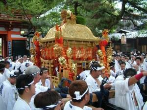 Mengenal Mikoshi, Kendaraan Upacara Tradisional Jepang