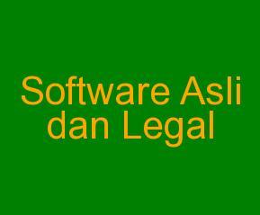 Berita Software Asli yang Terbaru Hari Ini Senin 14 Desember 2015