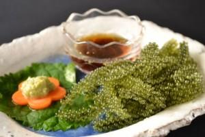 Nikmatnya Umi-budou, Masakan Super dari Okinawa Jepang