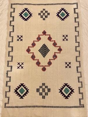 handcrafted Berber rug Nador