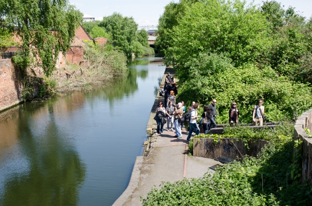 Photo Walk on the Digbeth canals