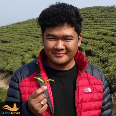 Vishal Gurung - Asha Travel