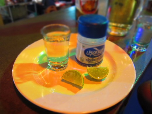 Tequila in Thailand