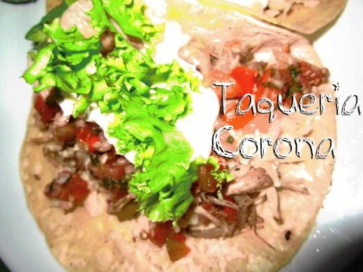 Taqueria Corona mexican phnom penh