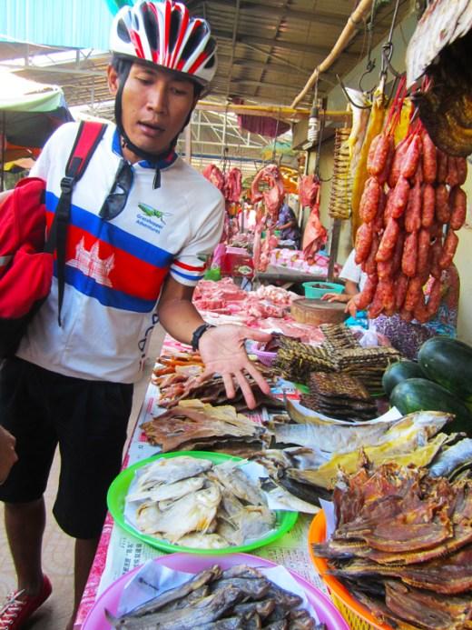 local mekong markets