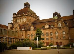 Nuremberg, Germany - Staatstheatre