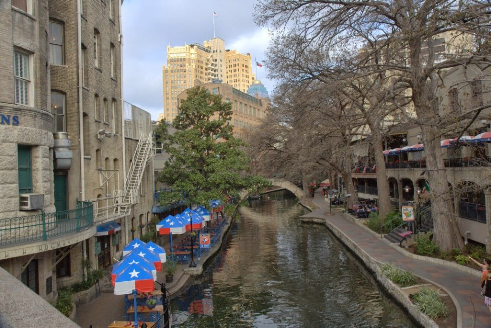 The River Walk - nothing like it across the US within a city. Awesome energy, restaurants and shopping. Incredible treasure for city dwellers to be proud of