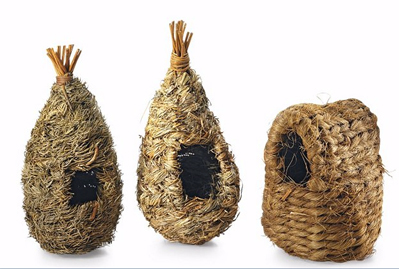 Seagrass Birdhouses