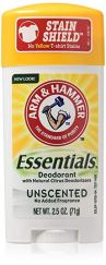 Natural Deodorant Perspiration Arm & Hammer