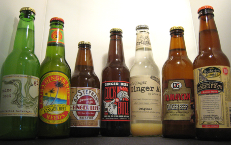 Our favorite ginger beers