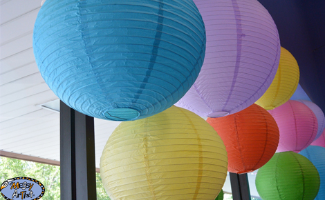 Cheap and cheerful lanterns