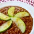 overnight_cinn_oat - warm apple pie for breakfast