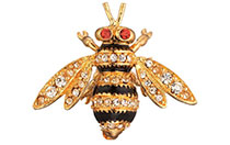 Bug-Jewelry---bee-pin