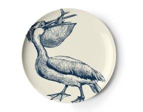 Thomas Paul Sealife Melamine Plate