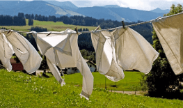 environmentally green laundry
