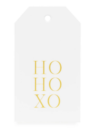 festive holiday gift tags