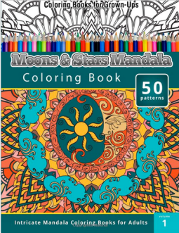 Grown-up-coloring-books---Moon-&-Stars-Coloring-Books-for-Grown-ups