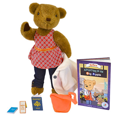 Gifts-for-kids-2015---Zylie-the-Bear