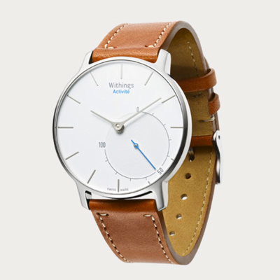 Holiday-Gifts-2015--Withings-Activite-activity-tracking-watch---leather-band