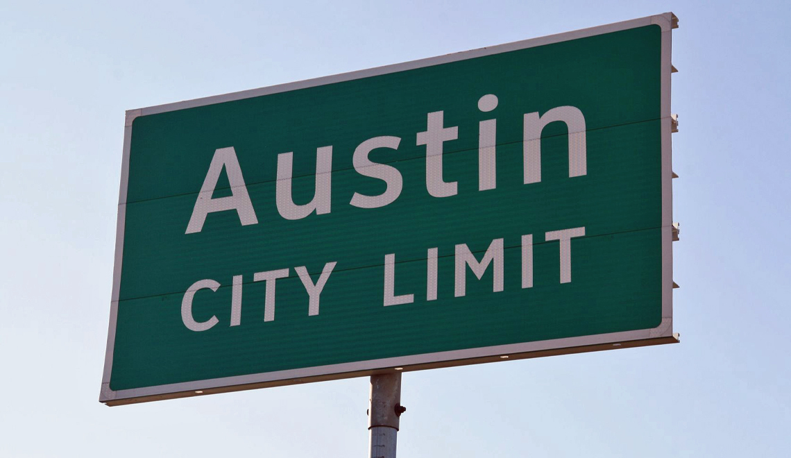 A Brief Visit to Austin, TX