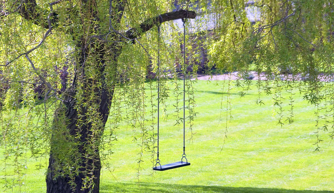 Swings for fun