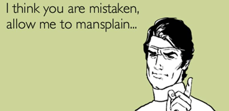 Mansplaining---cartoon