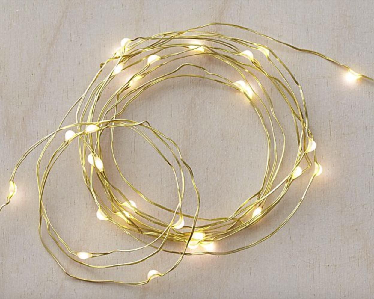 Twinkling Globe String Lights : 14 Party String Lights Ideas - A Sharp Eye