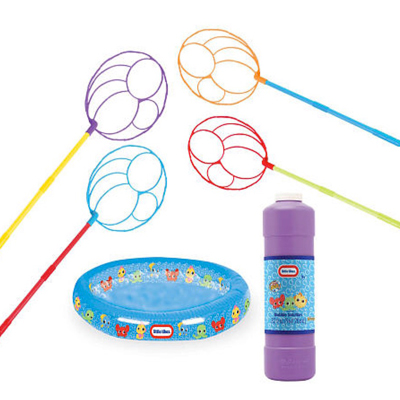 Lawn-Games---Little-Tikes-Bubble-Fun-Pond
