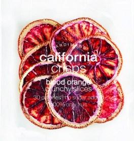 Snacks for Summer - California Crisps