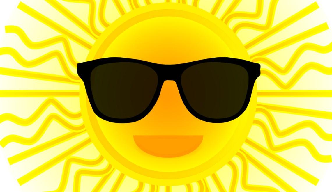 choosing new sunglasses