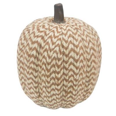 halloween-2016-harvest-brown-chevron-pumpkin
