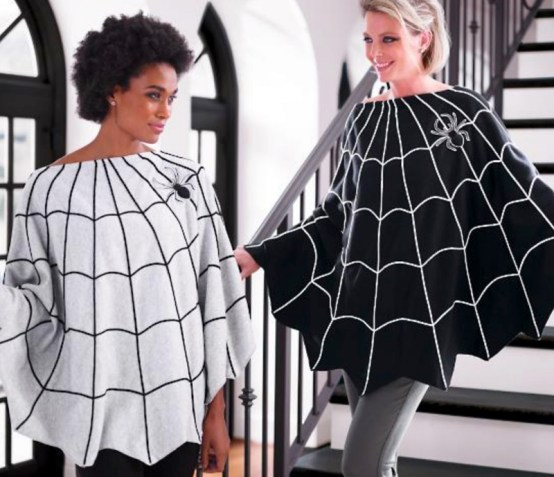 halloween-2016-spider-web-poncho