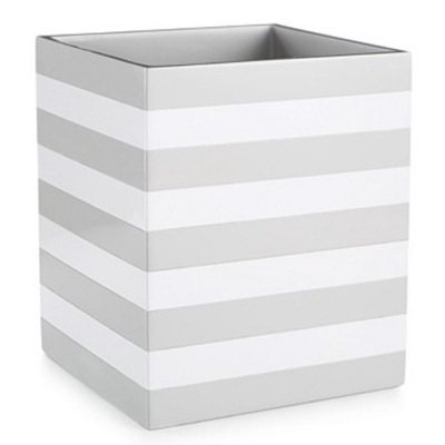 wastebaskets-kassatex-gray-white-stripe