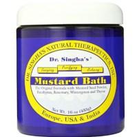 mustard-bath