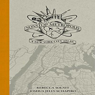 Rebecca Solnit Women Subway Map.Nonstop Metropolis A New York City Atlas Sharp Eye