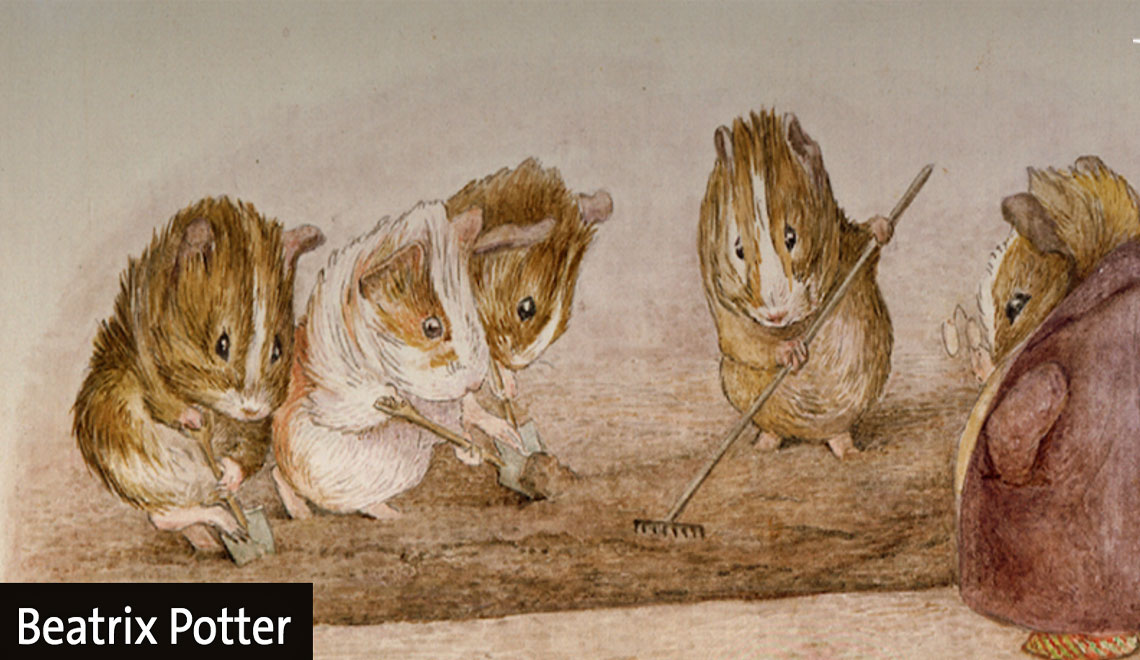 Happy Birthday Beatrix Potter