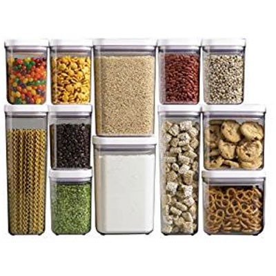 Storage Containers For The Pantry Keep Food Fresh A