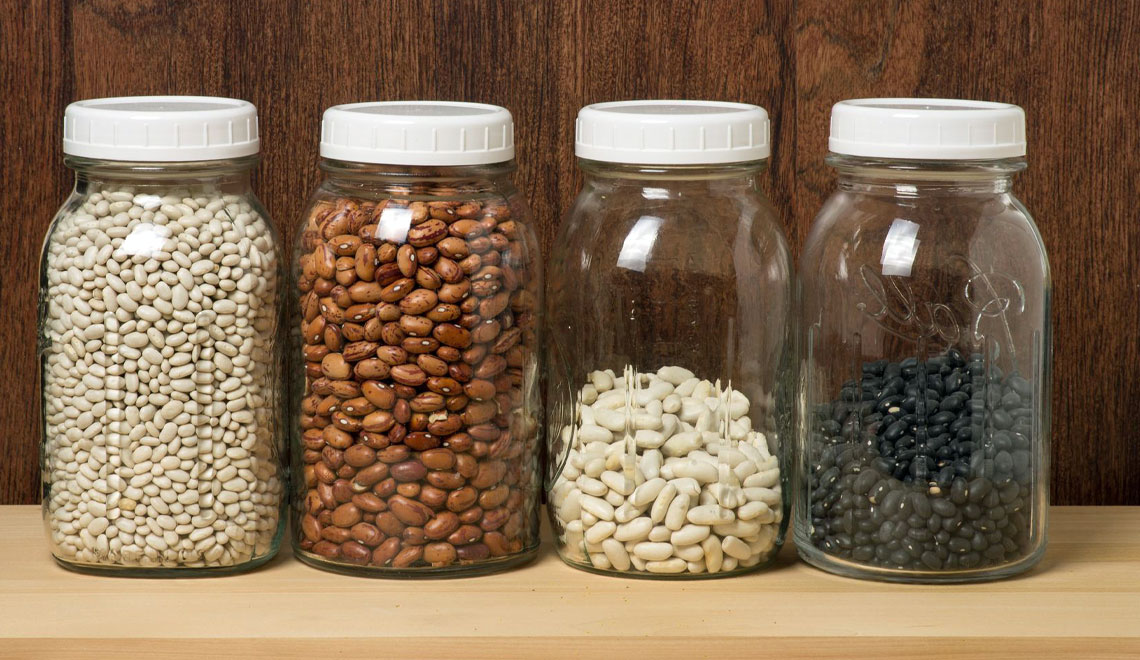 storage containers for the pantry