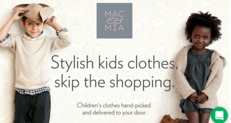 Stylist Assisted Shopping, Mac and Mia