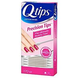 Travel Essentials Q-tips