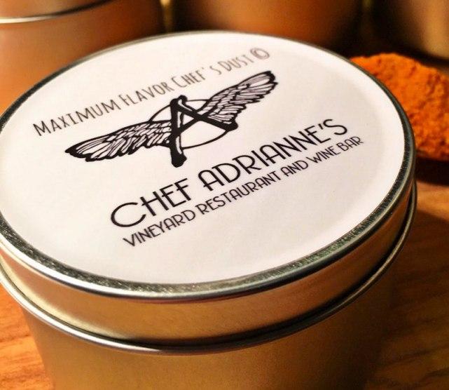 Chef Adrianne's Flavor Dust