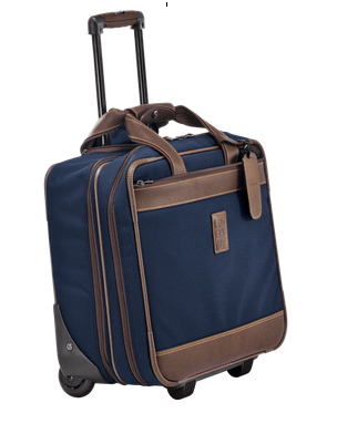 Longchamp carryon suitcase