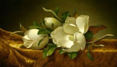Martin Johnson Heade paintings