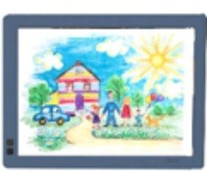 Keepy, save kids artwork digitally